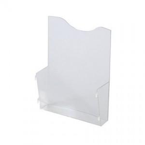 Portaprospetti A4 in policarbonatO