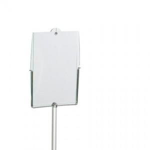 Stopquick portaposter A4 in acrilico